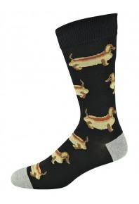 Bamboozld Mens Hotdog Socks