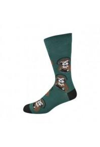 Bamboozld Mens Sloth Gamer Socks
