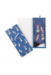 Bamboozld Howzat Sock Card