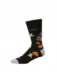 Bamboozld Mens Mexican Fiesta Socks