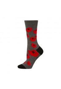 Bamboozld Poppies Socks