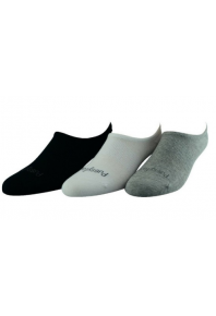 Pussyfoot Mens Invisible 3 pack