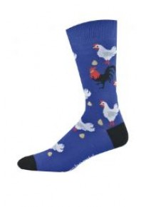 Bamboozld Mens Chook Socks