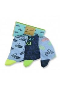 Bamboozld Mens Play Gift Box Sock Set