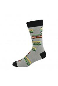Bamboozld Men's Tram Socks