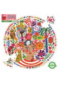 Positivity Freda Adult Puzzle 500pc