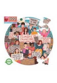 Climate Change Adult Puzzle 500pc