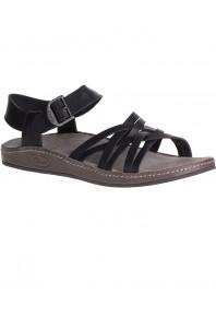Chaco Fallon Sandals Black