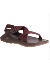 Chaco Mens ZCloud Knot Rust