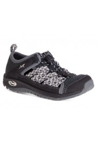 Chaco Kids Outcross 2 Black sz 3, 6