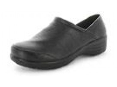 Aerocushion Clog Black