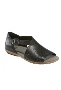 Earth Ballston Sandal Black