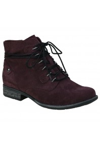 Earth Boone Boot Plum sz 9, 10