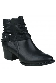 Earth Desoto Boot Black
