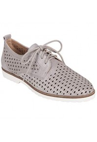 Earth Camino Oxford Silver Metallic