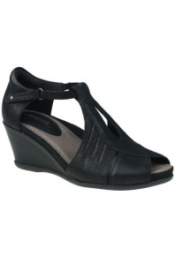 Earth Primrose Heel Black