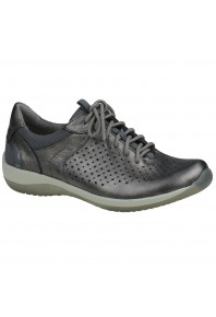 Earth Kepler Lace-up Pewter