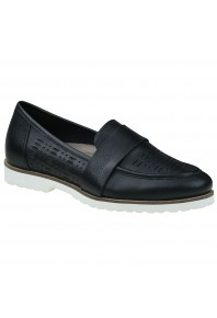 Earth Masio Loafer Black