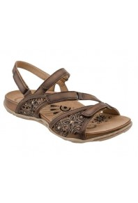 Earth Maui Sandal Sand Brown