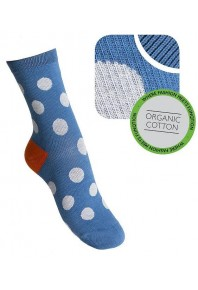 Funq Wear for Women - Blue Grey Dots