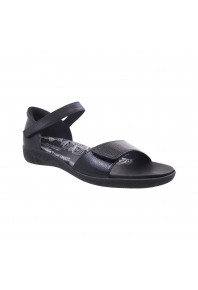 Kloud Laura Black Croc