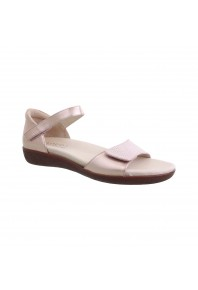Klouds Laura Sandal Rose Gold sz 42