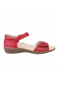Kloud Vellore Sandal Red