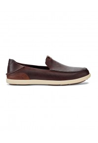 Olukai Mens Nalukai Slip On Coffee Tapa