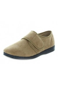 Panda Mens Eli Slipper Tan