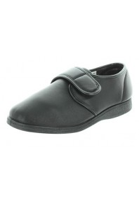 Panda Mens Elvin Leather Slipper