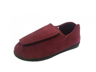 Panda Elina Slipper Burgundy