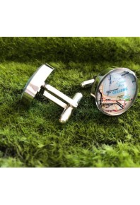 Resinate Designs Geelong Cufflinks