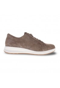 Revere Athens Lace-up Rusty Metallic