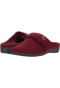 Vionic Carlin Slippers Wine