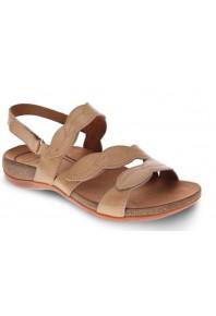 Scholl Able Adjustable Sandals Beige