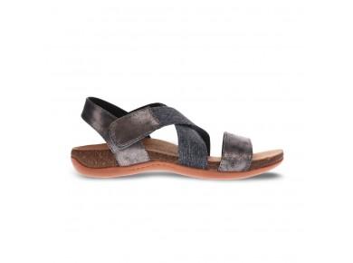 Scholl Alamosa Sandals Pewter