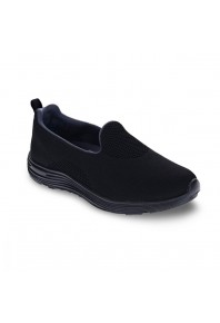 Scholl Circus Slip On Sneaker Black