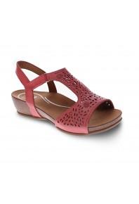 Scholl Julie Wedge Sandal Pink