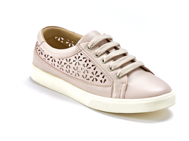 Scholl Yakama Lace up Light Pink