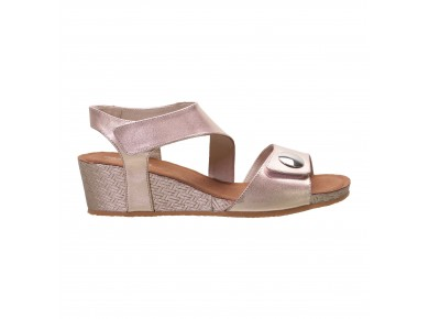 Silver Lining Kylie Rose Gold Sandal