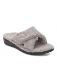 Vionic Relax Slipper Grey