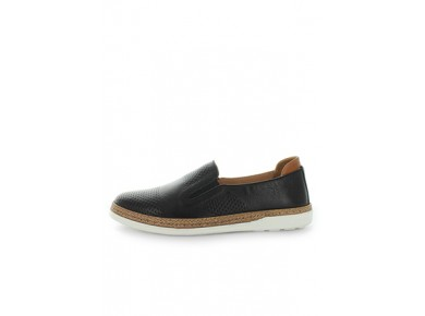 Zola Herz Loafer Black