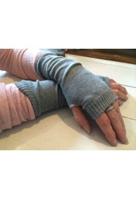 Long Stretch Jersey Hand warmers