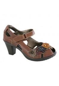 Lola G Chocolate Heel size 41