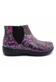 Alegria Climatease rain boot Doddle Purple