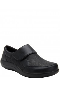 Alegria Daisie Black Lilt Loafer