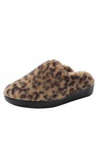 Alegria Leisurelee Slippers Leopard