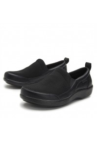 Alegria TRAQ Melodiq Loafer Black Out