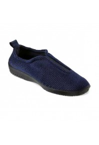 Arcopedico Woven Lace up Navy LS