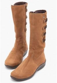 Arcopedico Citrus Boots Camel sz 39